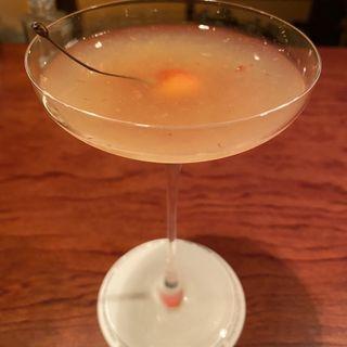 さくらんぼのカクテル(Bar Spumoni)