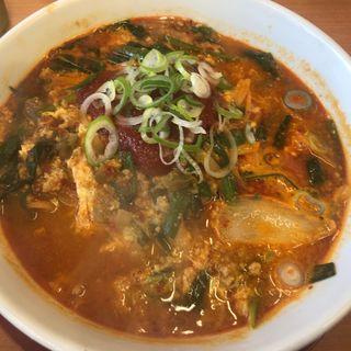 大宮坦々麺(日高屋 阪急大井町ガーデン店 )