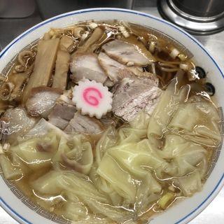 チャーシューワンタンメン(中華そば みたか )