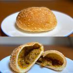 甘口カレーパン