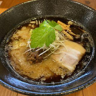 焦がし味噌らぁ麺(らぁ麺TORRY)