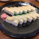 太刀魚の寿司