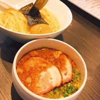 醤油つけ麺(ふじ屋NOODLE)