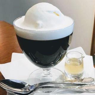 コーヒーゼリー(松崎珈琲 )