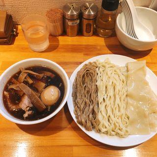 2色焙煎つけ麺 凄平麺トッピング(りきどう )