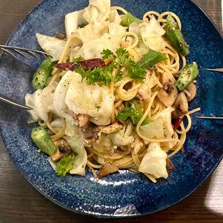 オーダーメイドパスタ(Grill & Vegetable aurLab.)