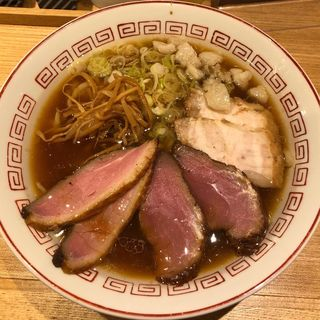 特製肉そば(きたかた食堂 神保町店)