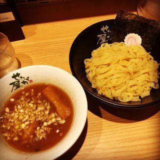 つけ麺(せたが屋 なんばラーメン一座店)