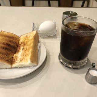 モーニング(コーヒの店 アキラ )