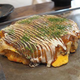 豚玉キムチ(鉄比呂)