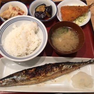 四品定食(かっぽうぎ アレア品川店 )
