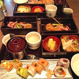 shari御膳(SHARI THE TOKYO SUSHI BAR)