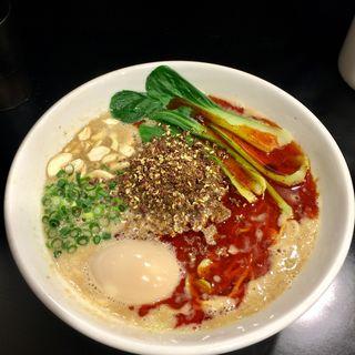 担々麺(麺屋 熊胆(ゆうたん))