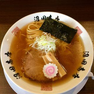 醤油ラーメン(麺組 (めんぐみ))