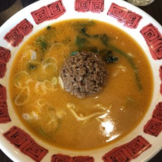 坦々麺(バーミヤン 青葉あかね台店)