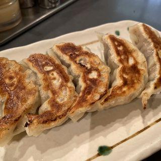 特製松富餃子(松富 (まつとみ))