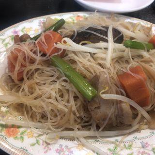 焼きビーフン(台湾風味 ミスターヤン )