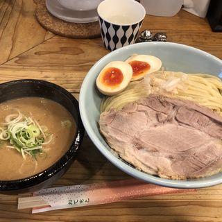 濃厚味玉つけ麺(麺や拓 )