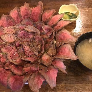 がぶ丼 肉1.5 270g (くいしんぼう がぶ )