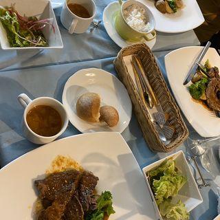 和牛のグリル(レストランパフューム (Restaurant Perfumes))