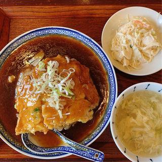天津飯(中国菜 オイル )