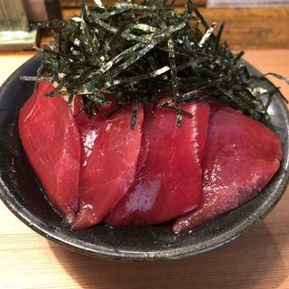 限定 実家の魚飯(Homemade Ramen 麦苗 )
