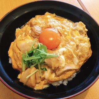 名物 親子丼(はし田屋)