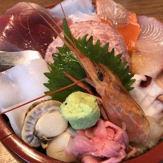 海鮮丼(天海のろばた (てんかいのろばた))