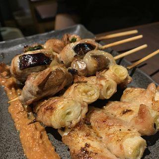 豚バラまき串(バラ巻 野方 まきまき)