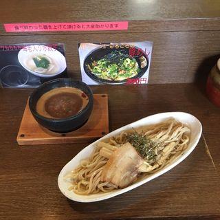 ストロングつけ麺