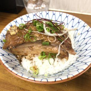 豚の角煮ドーン(竹末食堂 )