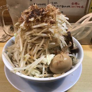 ラーメン(にんにく入り)(笑福 梅田店)