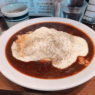 チーズオムハヤシ(美味卵家 (ウマタマヤ))