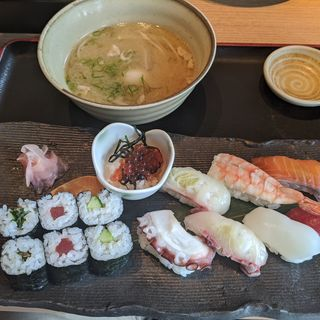 寿司定食(磯一 新大阪店 (いそいち))