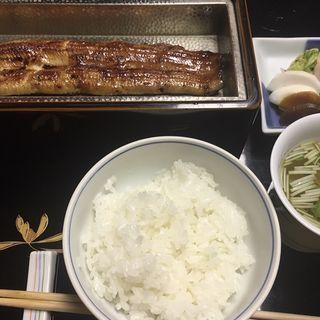錦定食(うなぎ割烹 大江戸 (おおえど))
