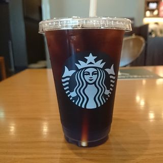 コールドブリューコーヒー(スターバックス コーヒー LAQUE四条烏丸店 (STARBUCKS COFFEE))