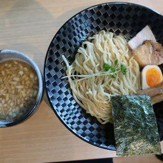 醤油つけ麺(麺屋さるかめ)