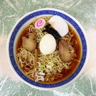五目ラーメン(福寿)