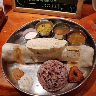 ドーサミールス(南インド料理 葉菜)
