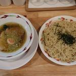 塩つけめん(太麺)