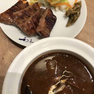 小福定食(牛たん炭焼利久 名古屋駅ゲートタワープラザ店)
