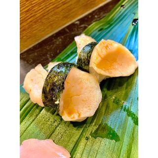貝柱 炙り(すしぎん)