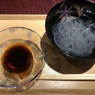葛切り(銀座うち山)