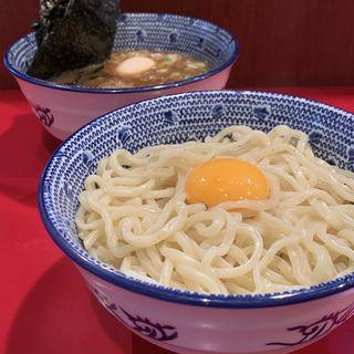 釜得勢つけ麺(勢得 (せいとく))