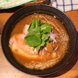 味噌ラーメン(ラーメン屋 トイ・ボックス)