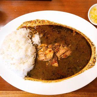 黒カレー(辛激屋 (シゲキヤ))