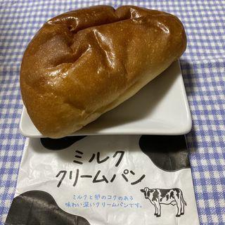 ミルククリームパン(カンテボーレ 伊丹昆陽店 (CANTEVOLE))