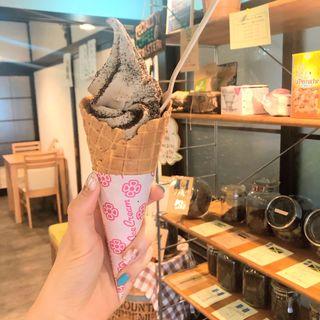 七沢コーヒーソフト(パイオニアコーヒー工房)