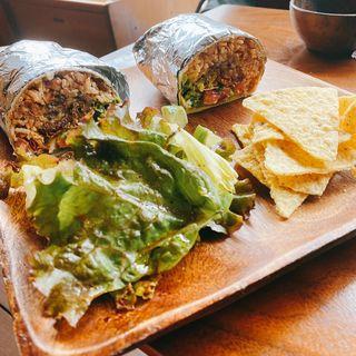 ポークのブリトー(Home Taco Bar)