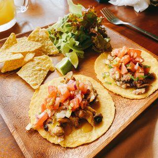 チキンタコス(Home Taco Bar)